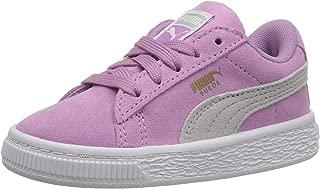 PUMA Unisex-Kids' Suede Classic Inf Sneaker
