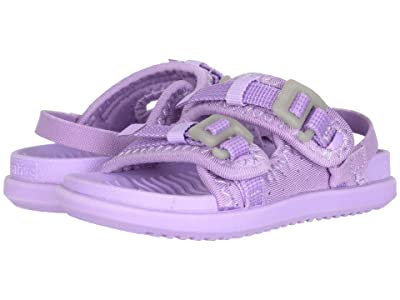 Native Kids Shoes Davis (Toddler) (Lavender Purple) Girl