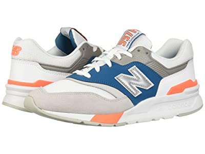 New Balance Classics 997H (Rain Cloud/Dark Mango) Men
