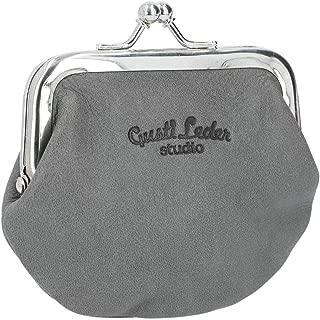 Gusti Leder studio Cartera de Cuero Auténtico Monedero de Piel Estilo Vintage Retro Dinero Monedas Mujer Unisex 2A117-33-5