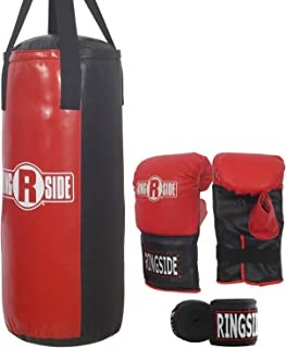 Ringside 40 lb Boxing Heavy Punching Bag Kit