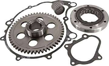 Life-Time-Warranty Starter Clutch Gear Yamaha Raptor 660 04~05 W//Flywheel Puller