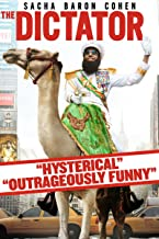 The Dictator - Rated