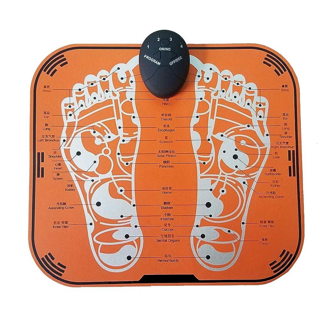 シダフローティング同行するEMSフットマッサージャー折りたたみ式電動マッサージャーには、疲労を効果的に軽減し、血液循環を促進する多くの利点とモードがあります
