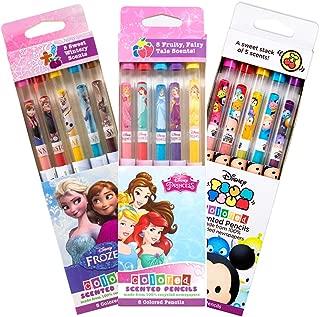 Best disney colored pencils Reviews