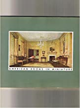 Handbook to the American rooms in miniature
