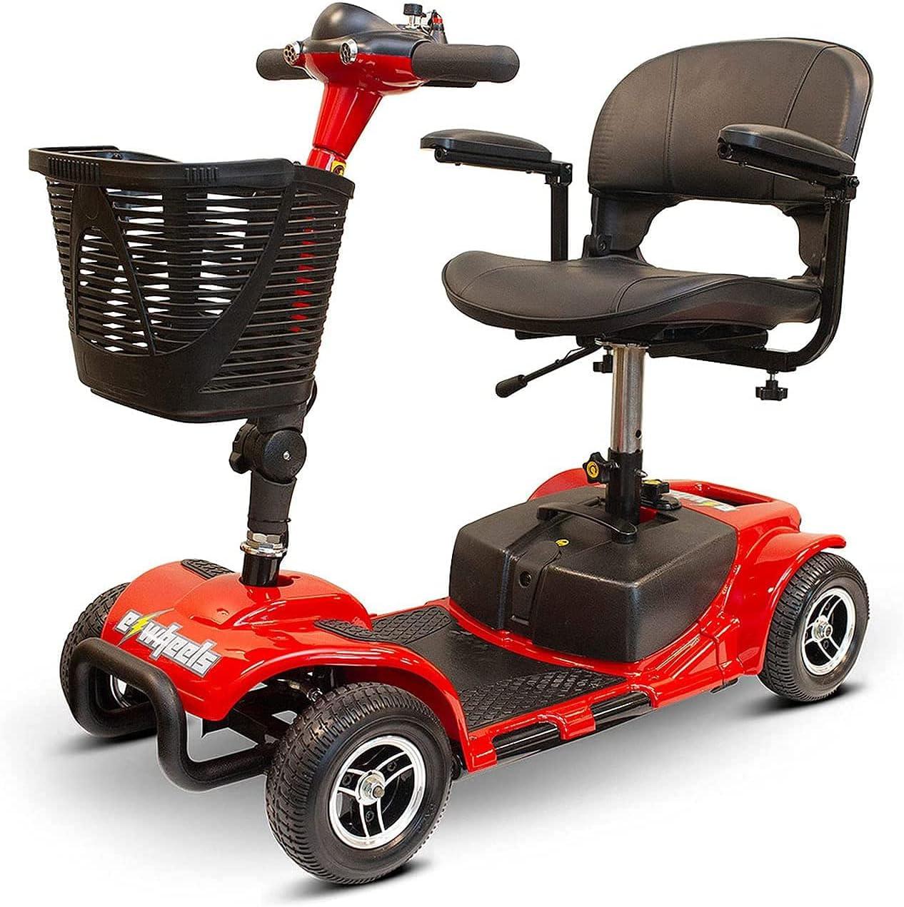 EWheels EW-M34 4-Wheel Foldable Portable Travel sale Ele Sales for sale Lightweight