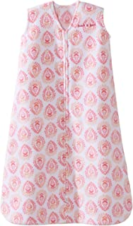 Halo SleepSack, Micro-fleece, Pink Medallion , Large