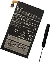 Etechpower Replacement EG30 SNN5916B Battery for Motorola for RAZR i XT890 XT890i Droid RAZR M 4G LTE Droid Razr I XT980 Droid Mini XT1030 RAZR D3
