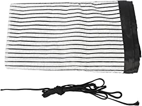 """Sun Shade Cloth,Sunblock Shade Curtains,Sun Screen Roll,UV Resistant Net Canopy For Garden Flowers/Greenhouse/Patio Lawn,Big Size 71.6""""Lx36.2""""W,Packed With 10Meters Digging Rope And 12 Grommets"""