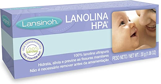 Pomada de Lanolina HPA Lansinoh 30g, Lansinoh, Roxo