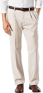 Easy Khaki D3 Classic Fit Pleated Pants Cloud 30