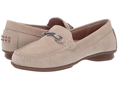 Taos Footwear Bit Moc (Ice Suede) Women