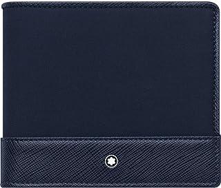 MONTBLANC Sartorial Men's Wallet - Blue, 118396