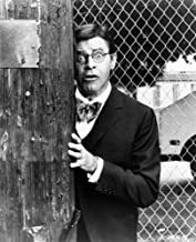 Jerry Lewis scared in glasses Photo Print (8 x 10)