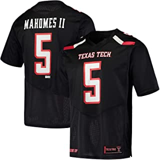 Texas Tech Patrick Mahomes II Red Raiders Football Replica Jersey - Imprinted