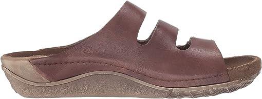 Cognac Vegi Leather