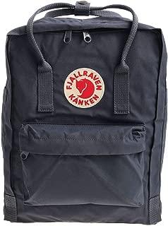 Luxury Fashion   Fjallraven Kanken Mens 23510031 Blue Backpack   Season Permanent