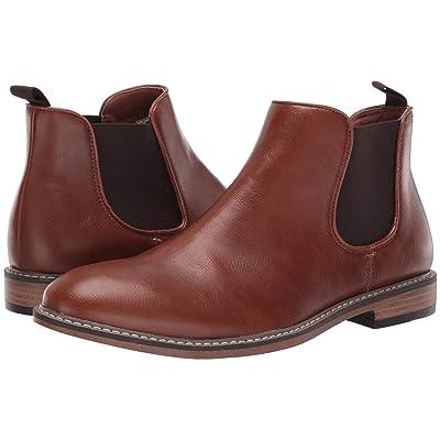 Madden by Steve Madden New 6 (Cognac Leather) Men