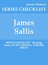 James Sallis - SERIES CHECKLIST - Reading Order of LEW GRIFFIN, TURNER, DRIVE