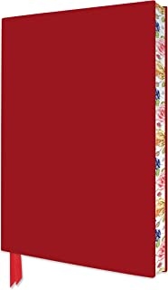 Red Artisan Notebook (Flame Tree Journals) (Artisan Notebooks)