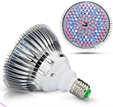 SGJFZD Led Plant Lights Grow Lights Bulb PAR30/PAR38, Grow Lights Indoor Plants, Grow Lamp Hydroponics Greenhouse Organic,...
