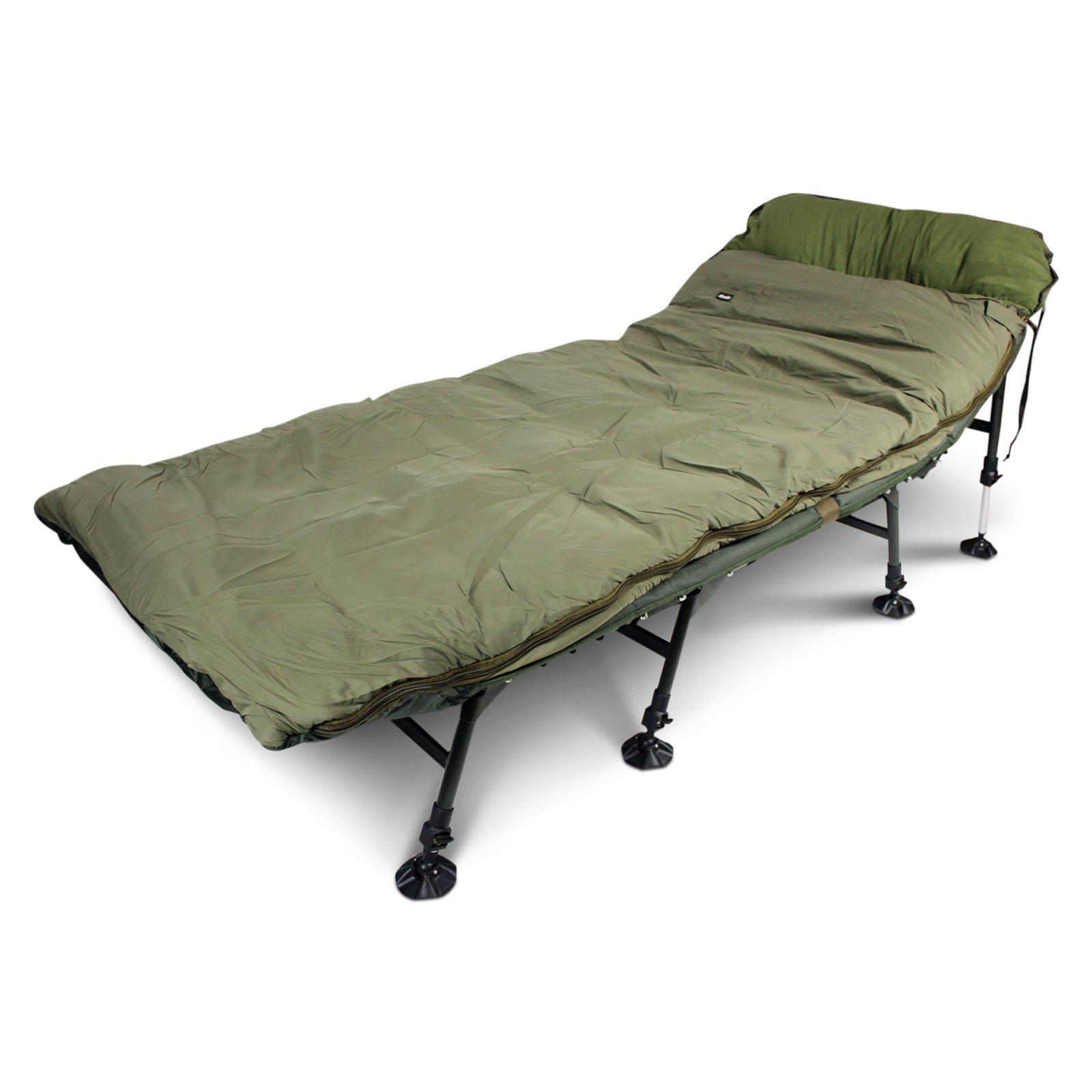 ABODE® AirtexxTM Saco de Dormir para Pesca de Carpas, 5 Estaciones, Relleno Hueco, Doble Concha: Amazon.es: Deportes y aire libre