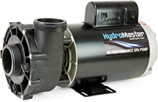 3 HP Hot Tub Spa Pump Side Discharge 2-Spd 56-Frame LX Motor 240V by HydroMaster (also replaces Waterway or Aqua-Flo)