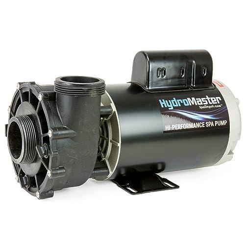 3 hp hot tub spa pump side discharge 2-spd 56-frame lx motor