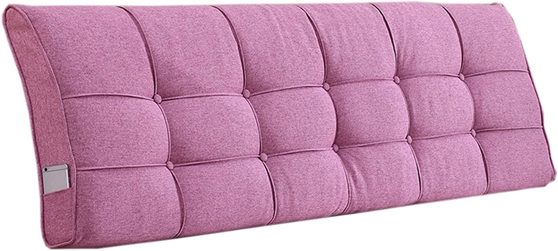 WGERT 40% OFF Cheap Sale Headboard Max 85% OFF Cushion Soft Dou Large Bedside