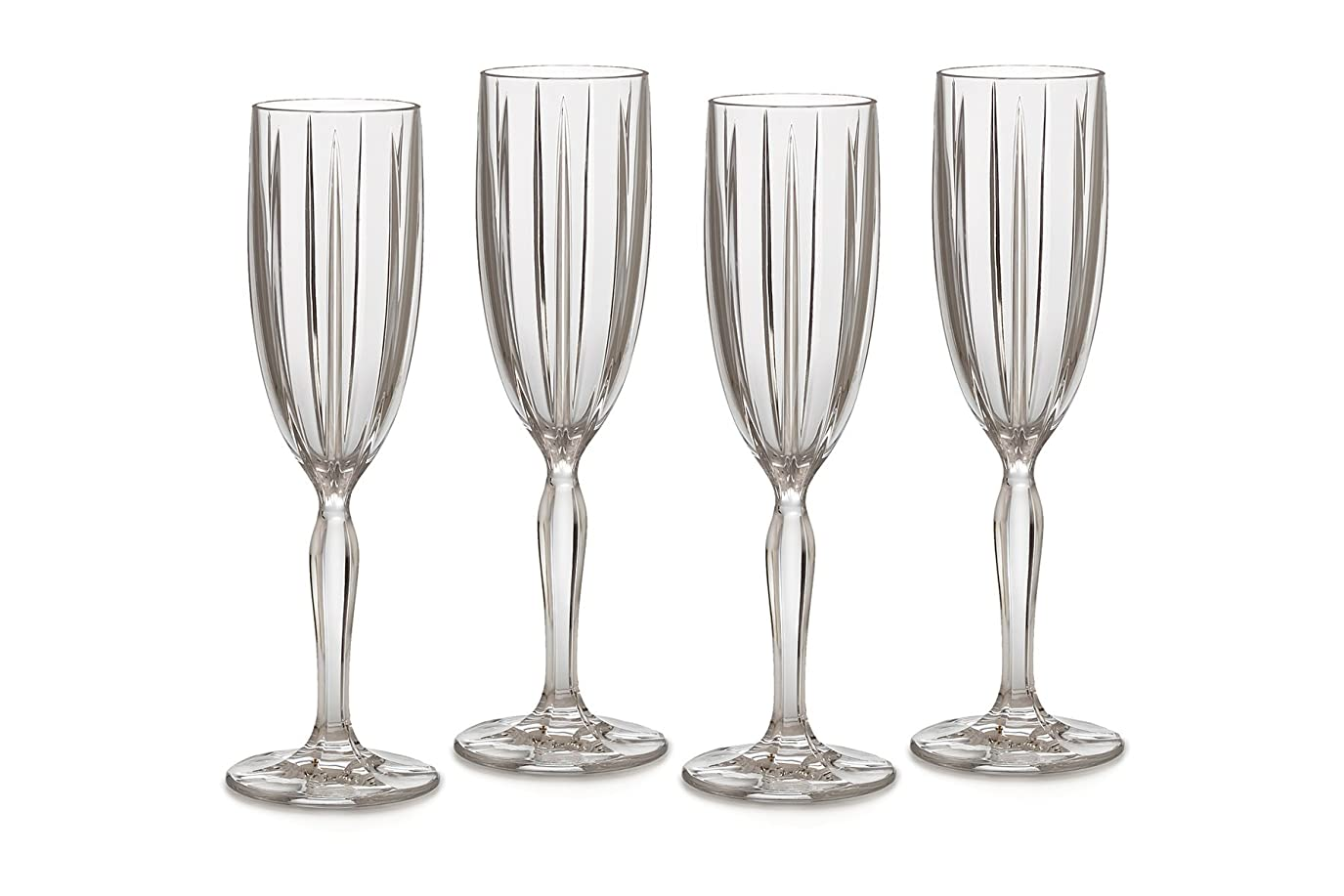 指定するステープル限られたMarquis by Waterford Omega Flute, Set of 4 by Marquis By Waterford