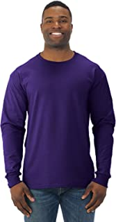 Jerzees Adult 5.6 oz. Heavyweight Blend 50/50 Cotton/Poly Adult Long-Sleeve T-Shirt