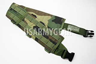 Specialty Defense System Army Military MOLLE 2 Camo Woodland Tactical Utility Waist Belt SDS GI