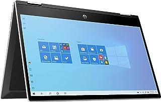 لابتوب اتش بي بافليون X360 الاحدث 2020 2 في 1 بشاشة لمس اتش دي 14 بوصة قابلة للتحويل، انتل كورi3-1005G1 جيل 10، رام 8 جيجا...