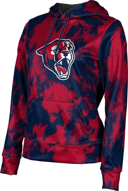 ProSphere Perry High School Girls' Pullover Hoodie, School Spirit Sweatshirt (Grunge)