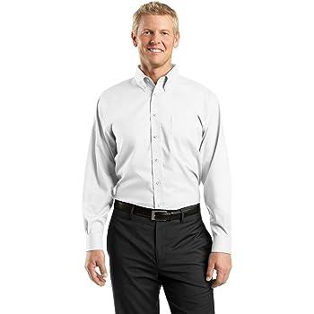 Slate Blue Red House Mens Nailhead Non-Iron Button-Down Shirt XL