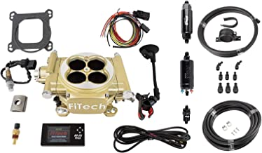 Fitech Fuel Injection Easy Street EFI System Master Kit w/Inline Fuel Pump - 31005