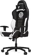 Vertagear TSM Racing Series Gaming Chair,Large,Black/White