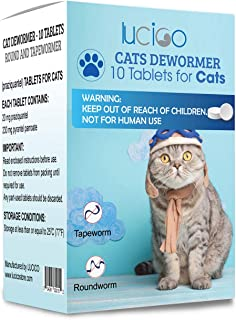 Best safeguard dewormer for cats Reviews