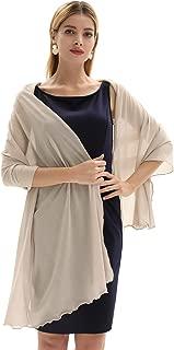GRACE KARIN Stola Damen Elegant Schal für Abendkleider CL972