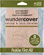 Wundercover: Tattoo Covers and Skin Shields (48 Strips)