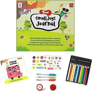 Toiing Smalljoys Journal - Everyday Gratitude Journal to Develop Positivity in Kids | Kids Birthday Gift | Gift for Kids |...