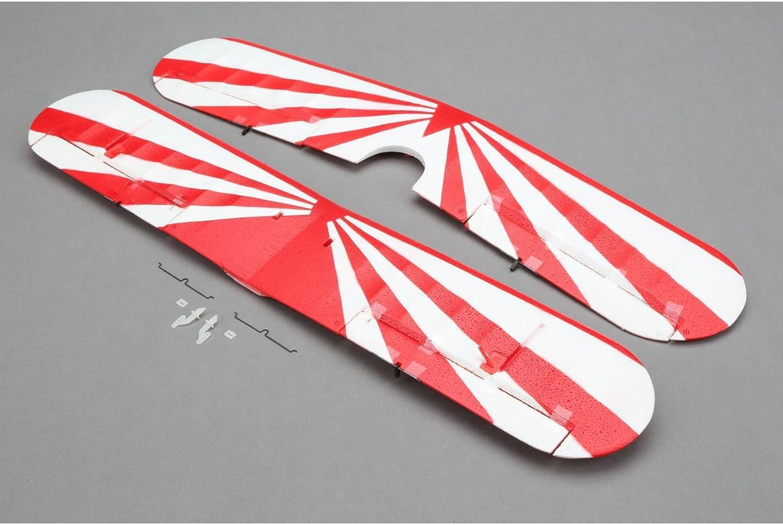 E-flite Tragflächenset  UMX Pitts S-1S B00LC91Q1U Einfach zu spielen, freies Leben     | Berühmter Laden