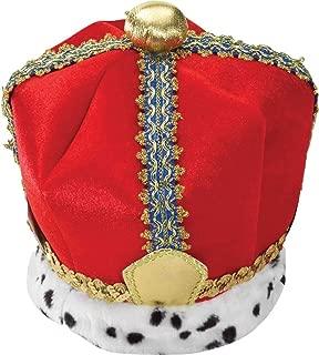 Forum Novelties - Velvet King Crown