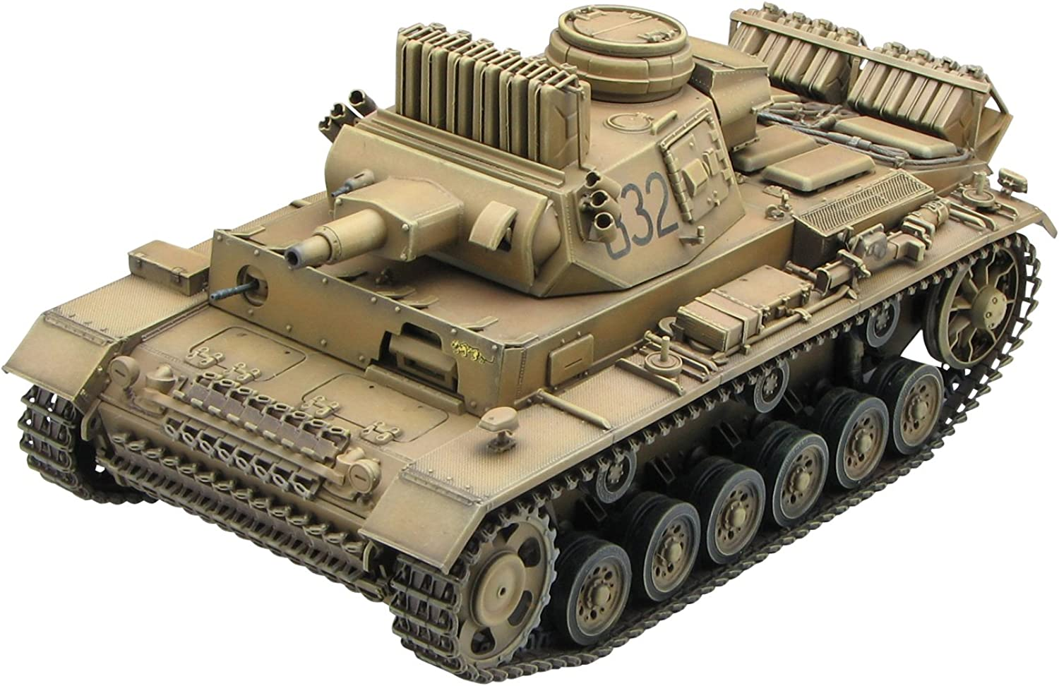 Dragon 1 35 Pz.Kpfw.III Ausf.N   6431  Plastic Model Kit