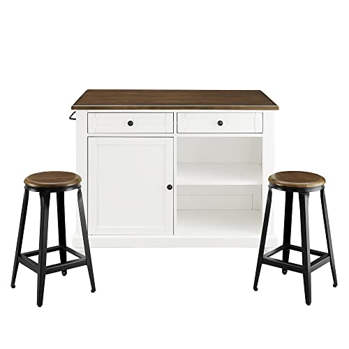 Small Kitchen Islands With Stools Amazon Com