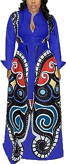 african prints long dresses
