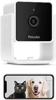 Petcube [New 2020] Cam Pet Monitoring Camera with...