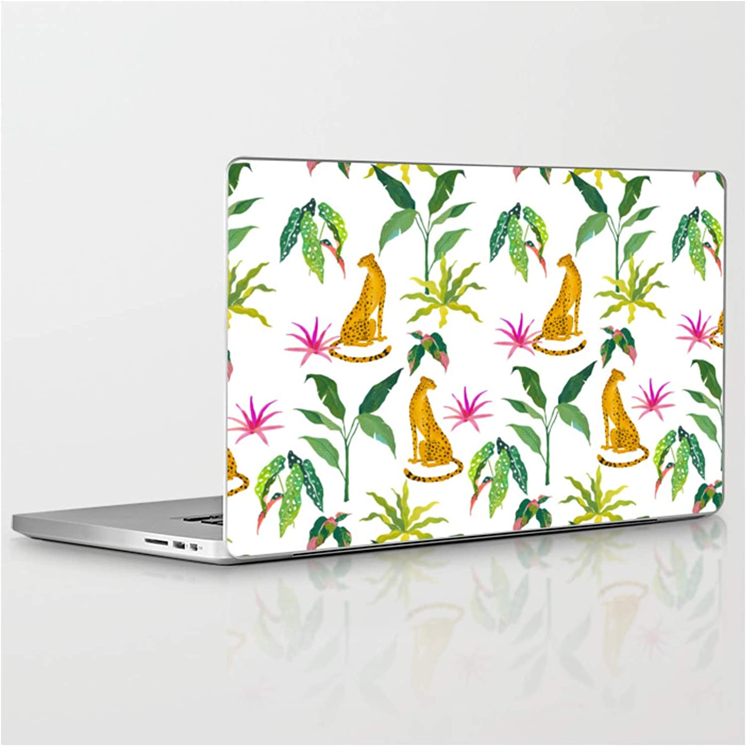 Leopard Jungle by Sunlee Art on with Bargain sale famous MacB Compatible Laptop Skin