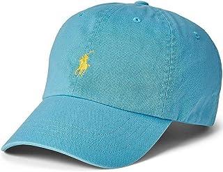 قبعة تشينو من القطن الكلاسيكي للرجال من بولو رالف لورين